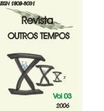 Visualizar v. 3 n. 3 (2006): Volume 3, número 3, 2006