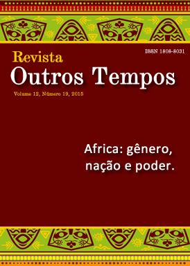 Visualizar v. 12 n. 19 (2015): África: gênero, nação e poder
