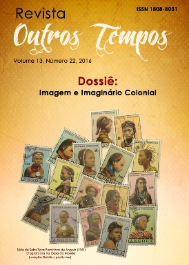Visualizar v. 13 n. 22 (2016): Dossiê: Imagem e Imaginário Colonial