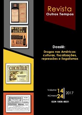 Visualizar v. 14 n. 24 (2017): Drogas nas Américas: culturas, fiscalizações, repressões e ilegalismos